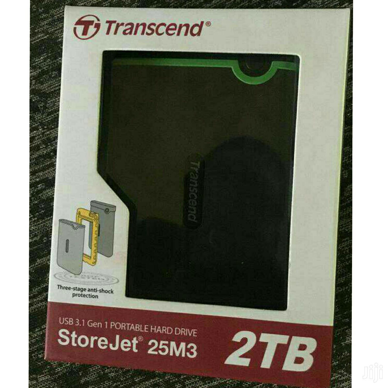 Archive: Transcend External Hard Drive 2TB