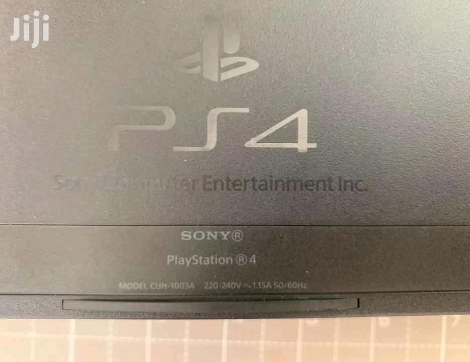 Archive: Playstation 4 For Sale