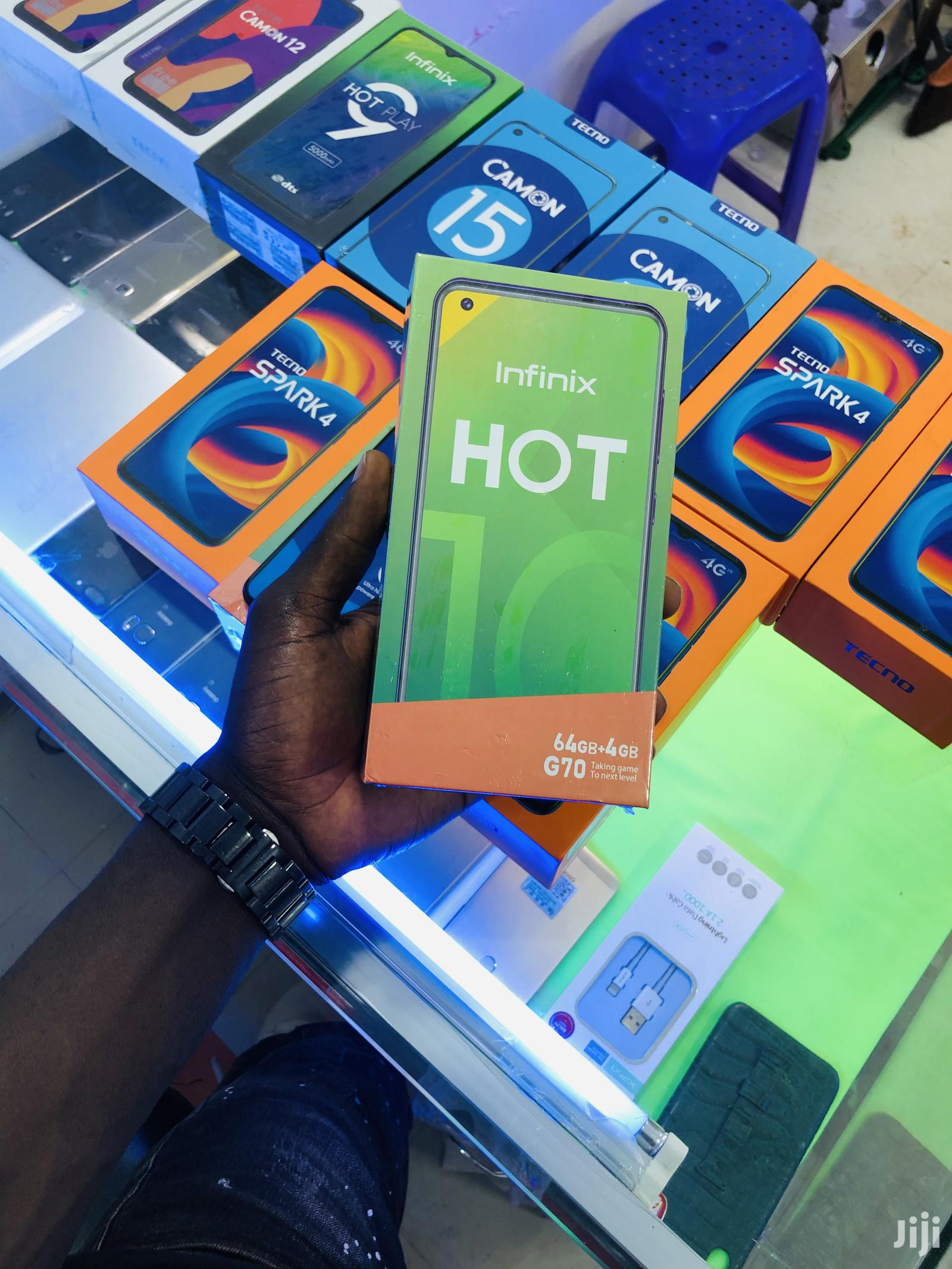 New Infinix Hot 10 64GB | Mobile Phones for sale in Kampala, Central Region, Uganda