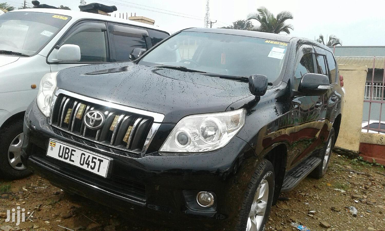 New Toyota Land Cruiser 2010 Black | Cars for sale in Kampala, Central Region, Uganda