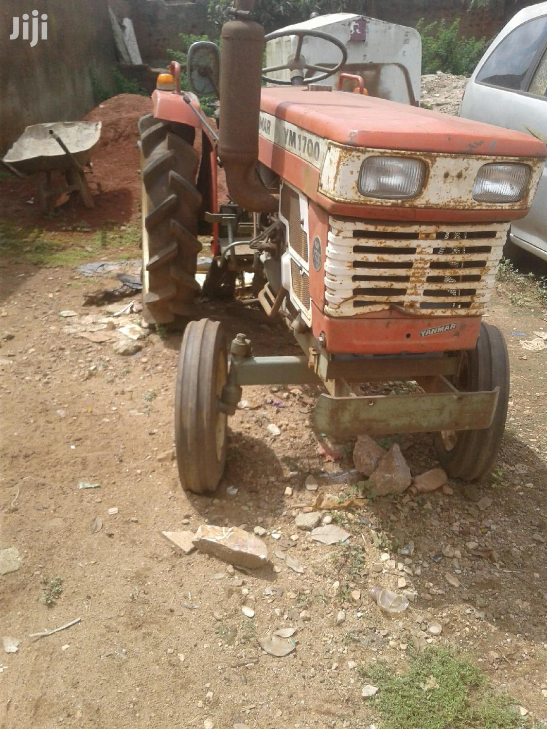 Tractor Yanima For Sell Used Japanese