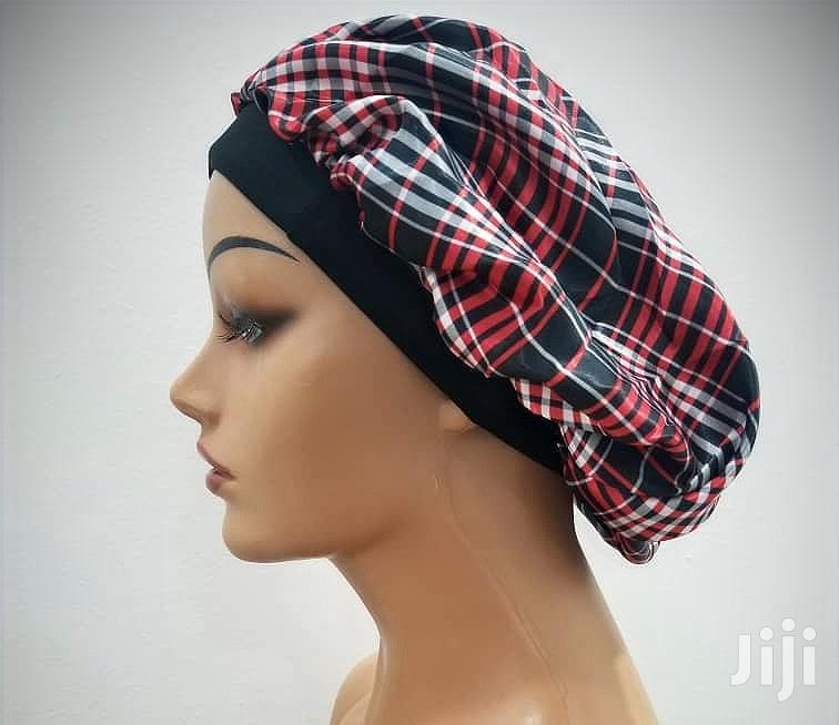 Archive: Bonnet Hair Caps