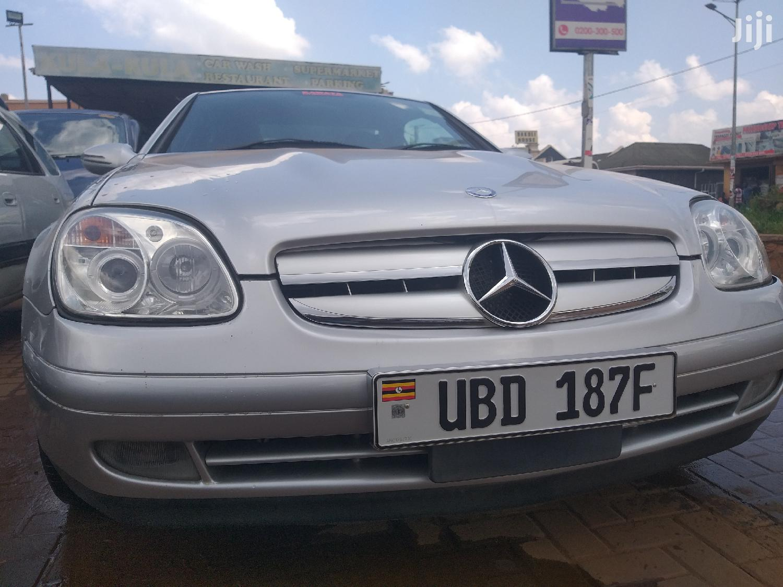 Mercedes-Benz SL Class 2004 Silver | Cars for sale in Kampala, Central Region, Uganda