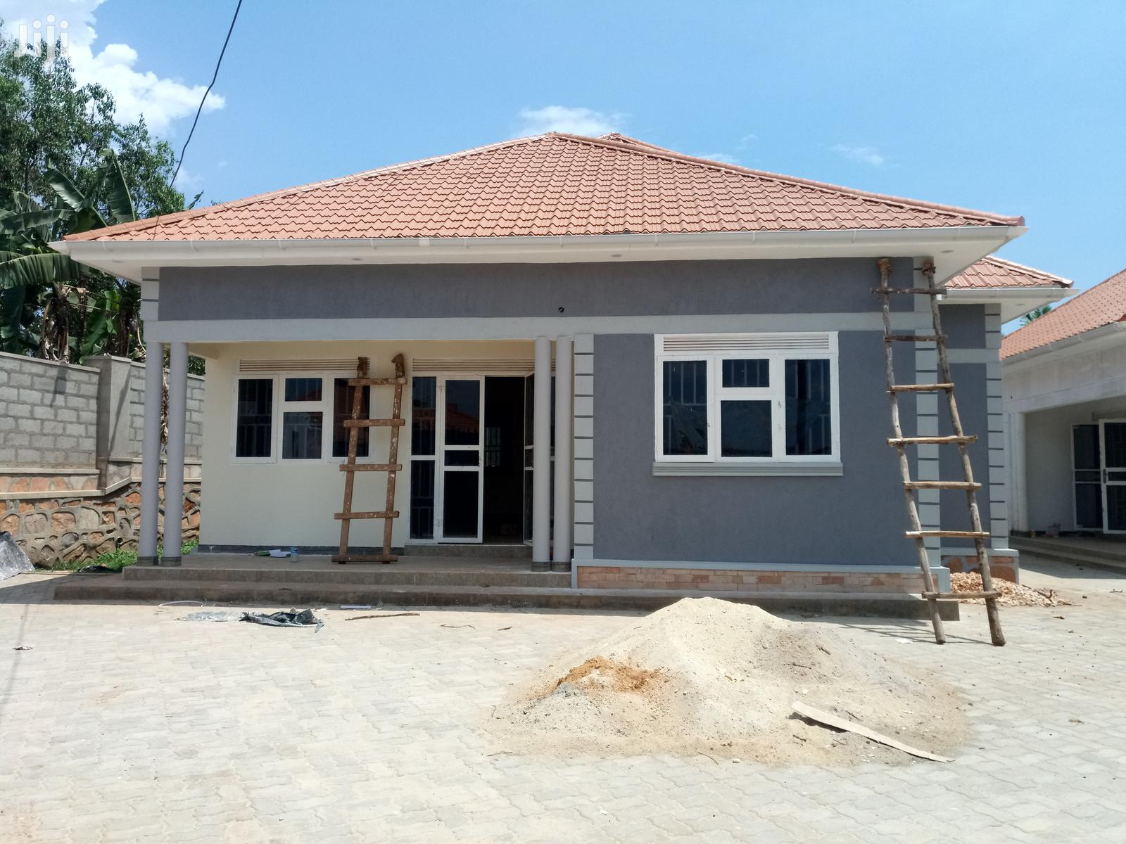 Two Bedroom Two Toilet House In Namugongo For Rent