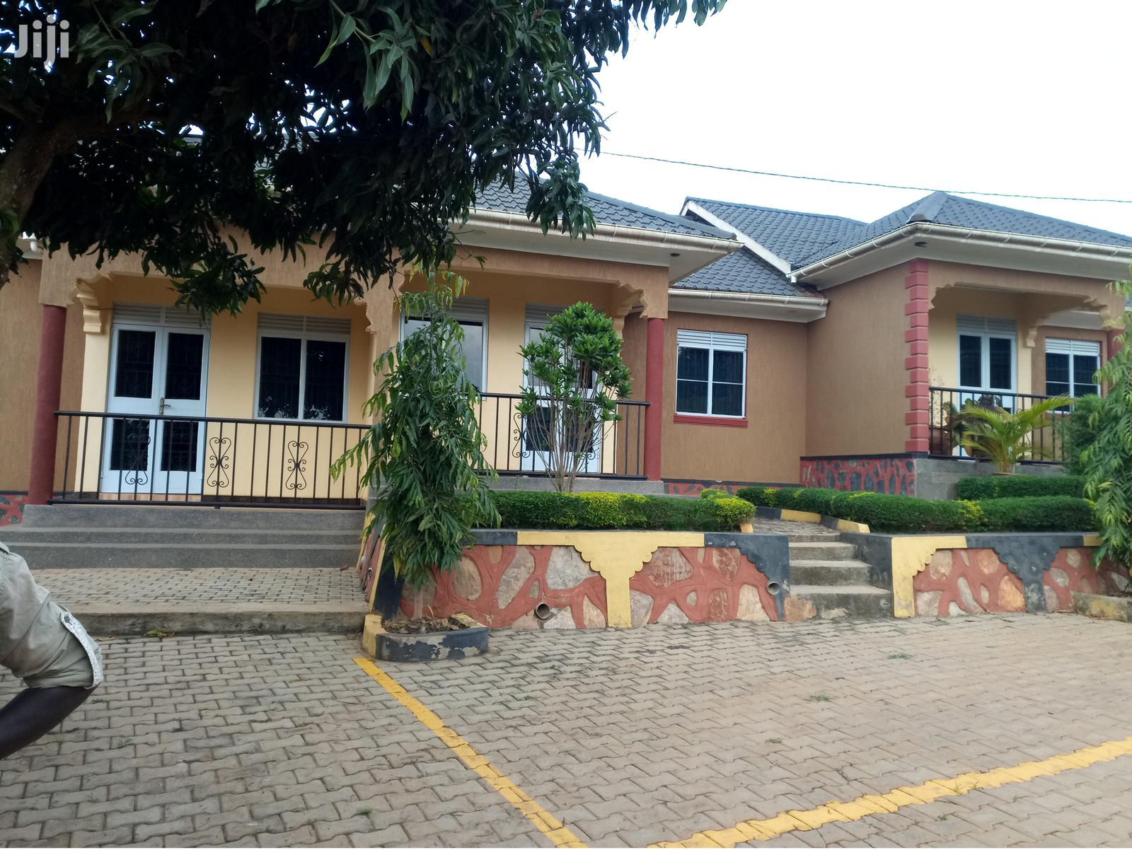 Two Bedroom Two Toilets House In Bweyogerere For Rent
