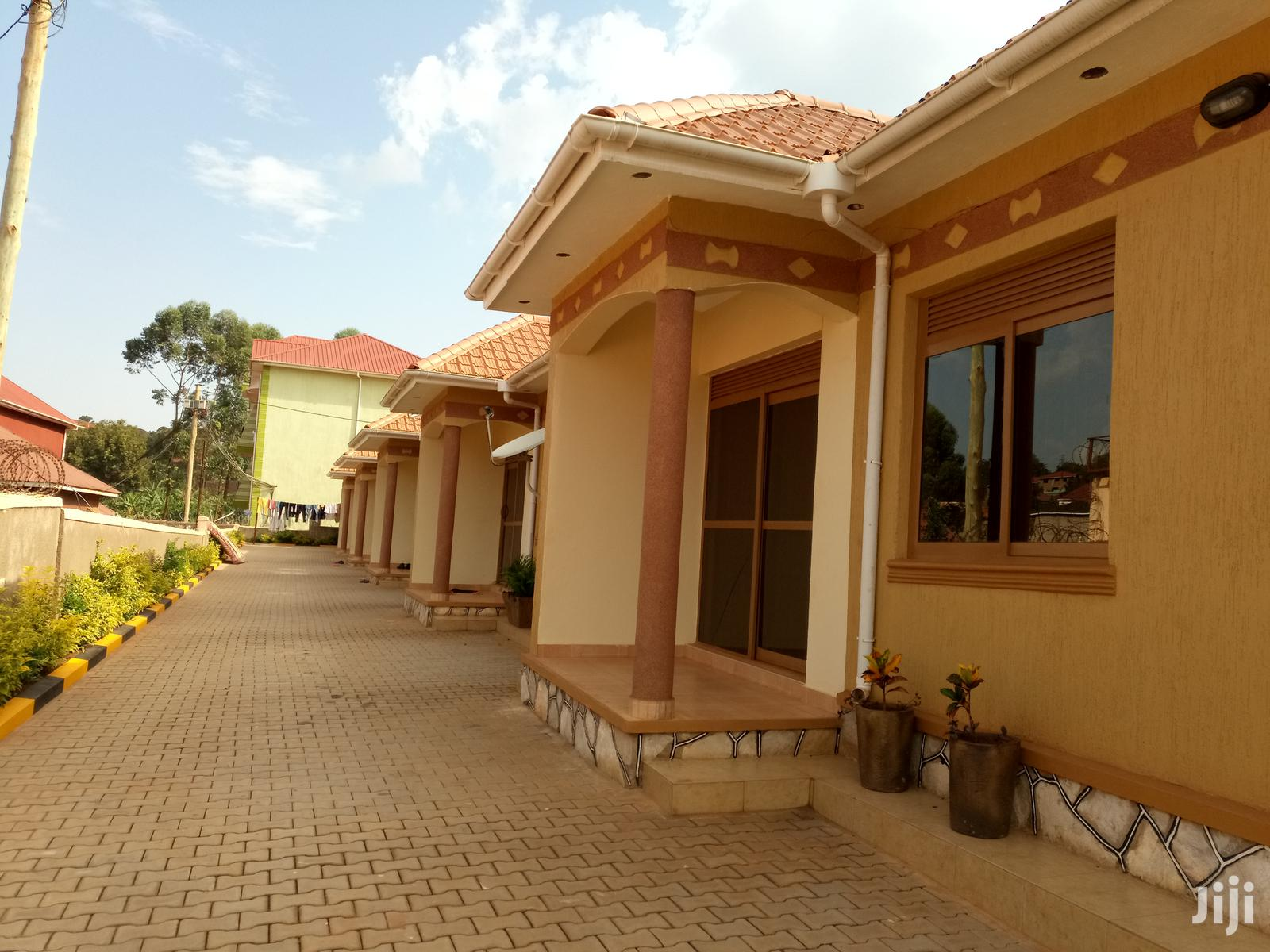 Two Bedroom Two Toilets House In Kireka Namugongo Road For Rent
