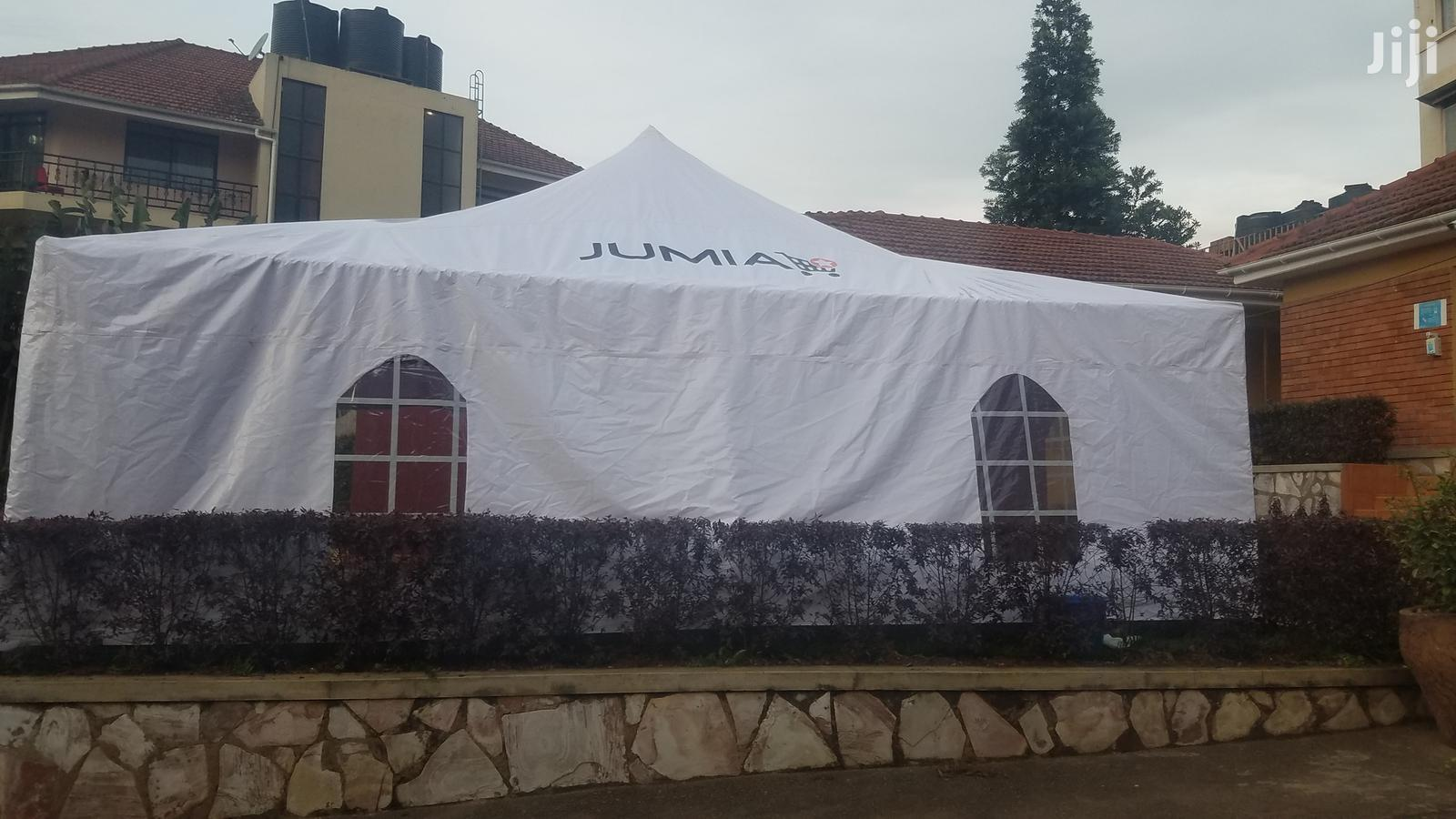 50 Seater Tents