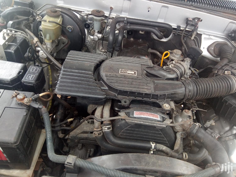 Archive: Toyota Land Cruiser Prado 1996 Green