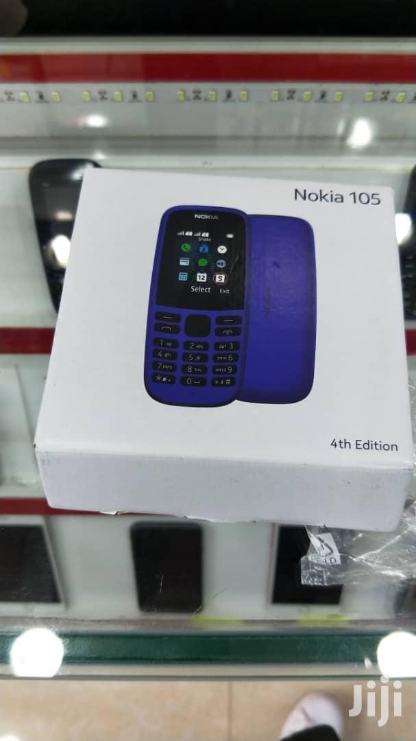 Archive: New Nokia 105 Black