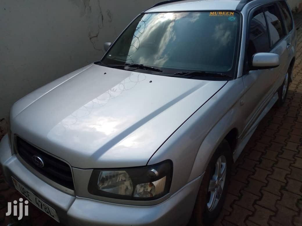 Archive: Subaru Forester 2004 Silver