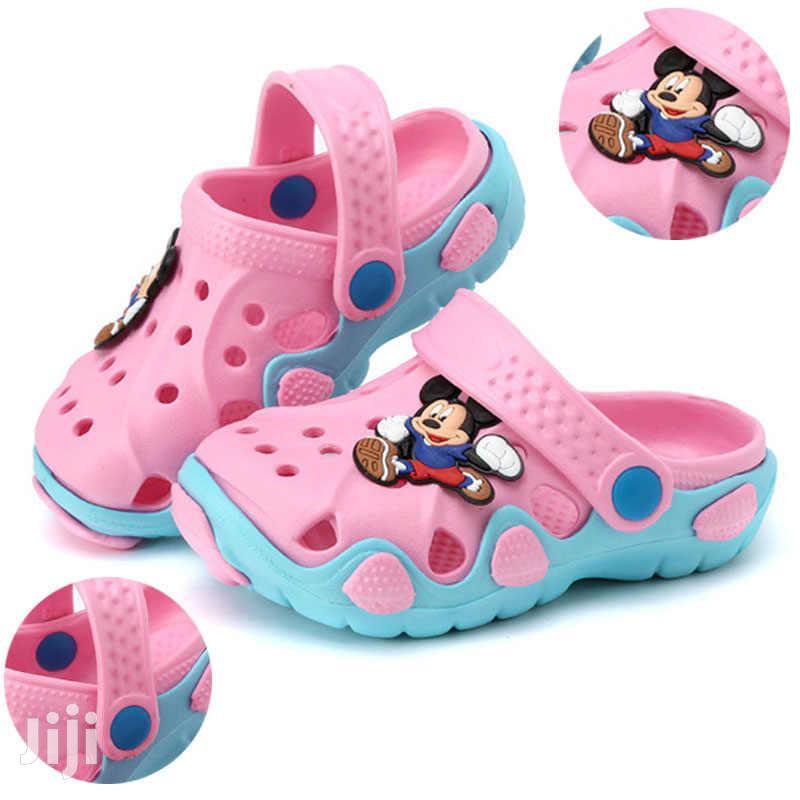Kids Pushin Sandals