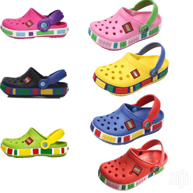 Kids Pushin Sandals   Children's Shoes for sale in Kampala, Central Region, Uganda
