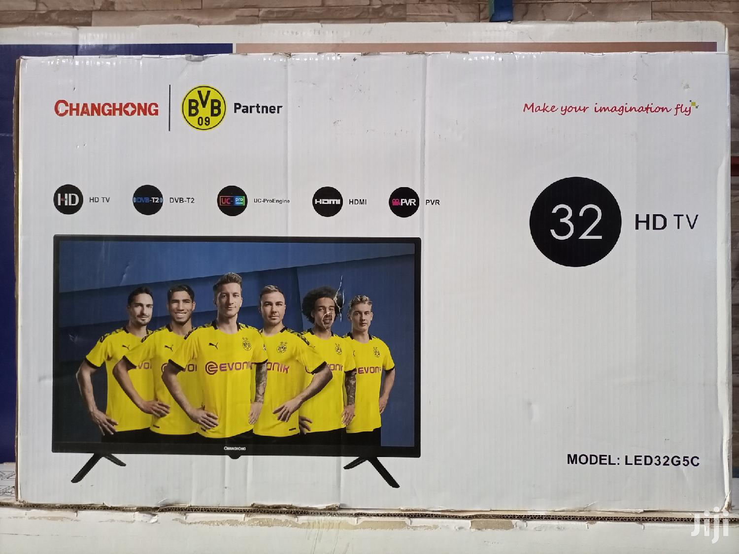 New Changhong 32 Inches LED Digital Flat Screen Tv. | TV & DVD Equipment for sale in Kampala, Central Region, Uganda