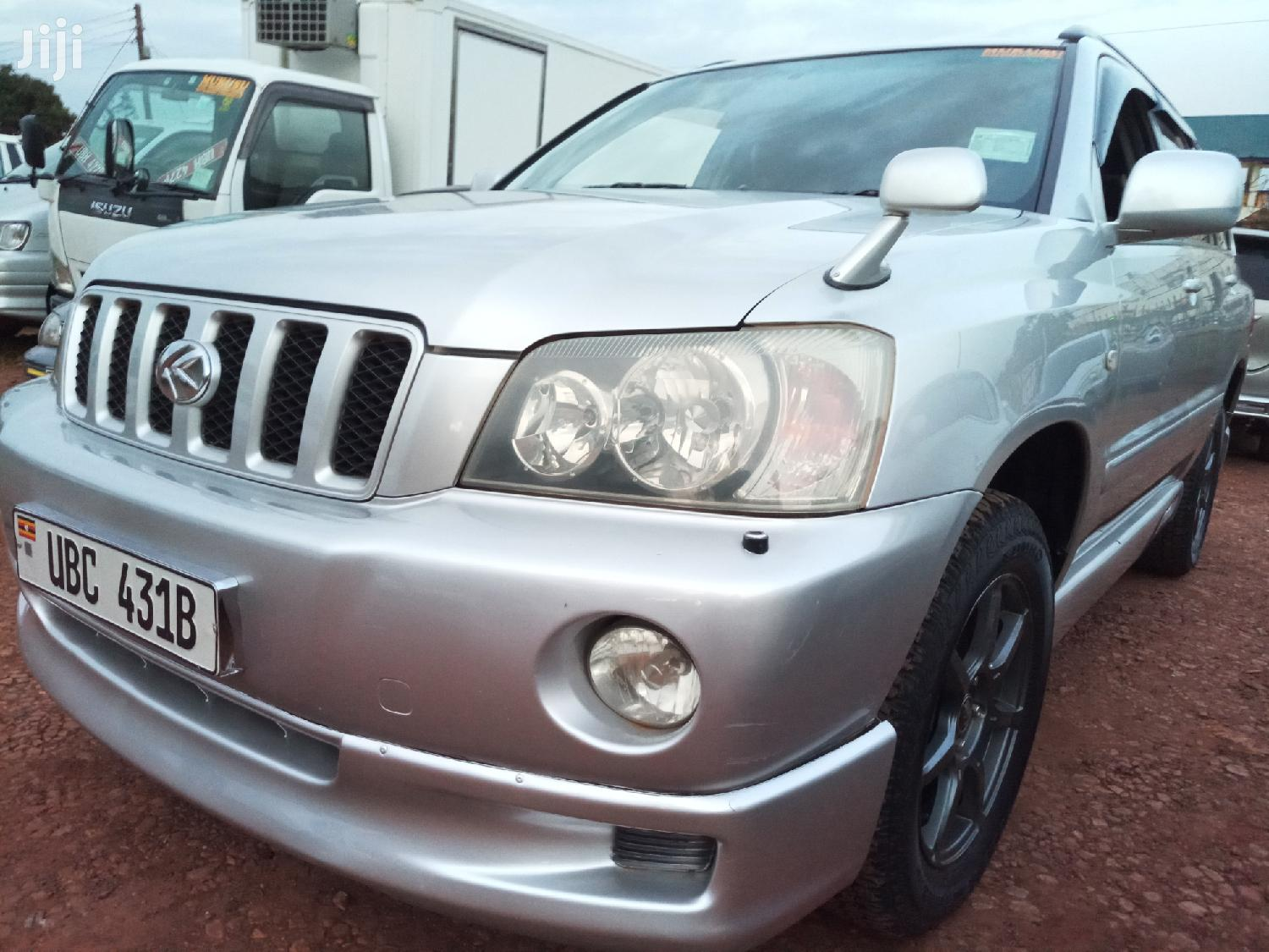 Toyota Kluger 2001 Silver | Cars for sale in Kampala, Central Region, Uganda