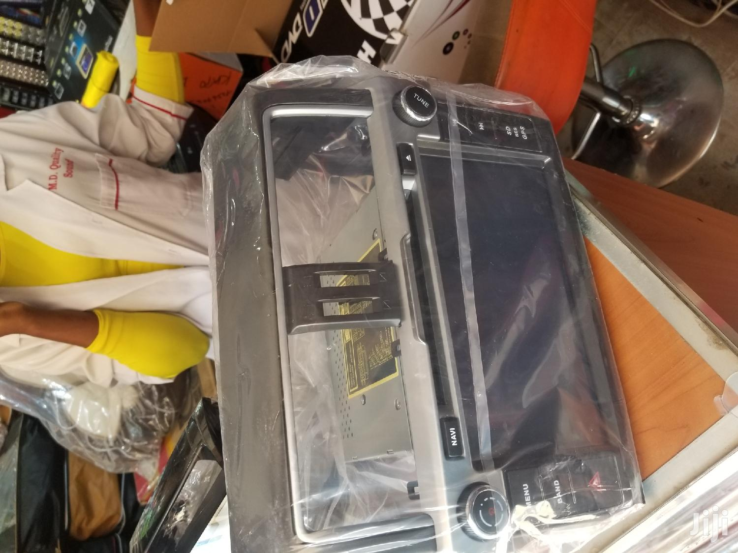 Car Radio Landcruiser | Vehicle Parts & Accessories for sale in Kampala, Central Region, Uganda