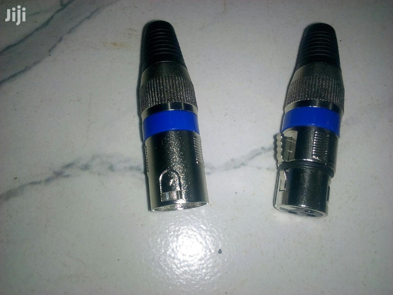 Xlr Pins Male Female