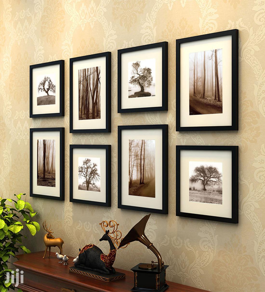 Wall Photo Frames   Arts & Crafts for sale in Kampala, Central Region, Uganda