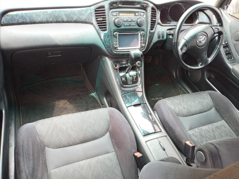 Toyota Kluger 2003 Silver | Cars for sale in Kampala, Central Region, Uganda