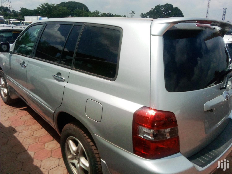 Toyota Kluger 2007 Silver | Cars for sale in Kampala, Central Region, Uganda