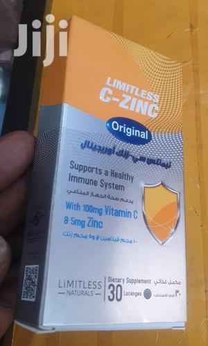 Limitless Vitamine C Zinc | Vitamins & Supplements for sale in Central Region, Kampala