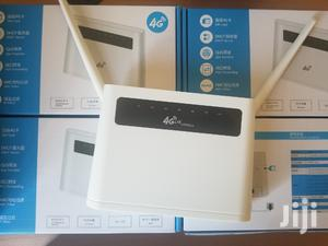 Lightening High Speed Indoor 4G LTE Router   Networking Products for sale in Western Region, Mbarara