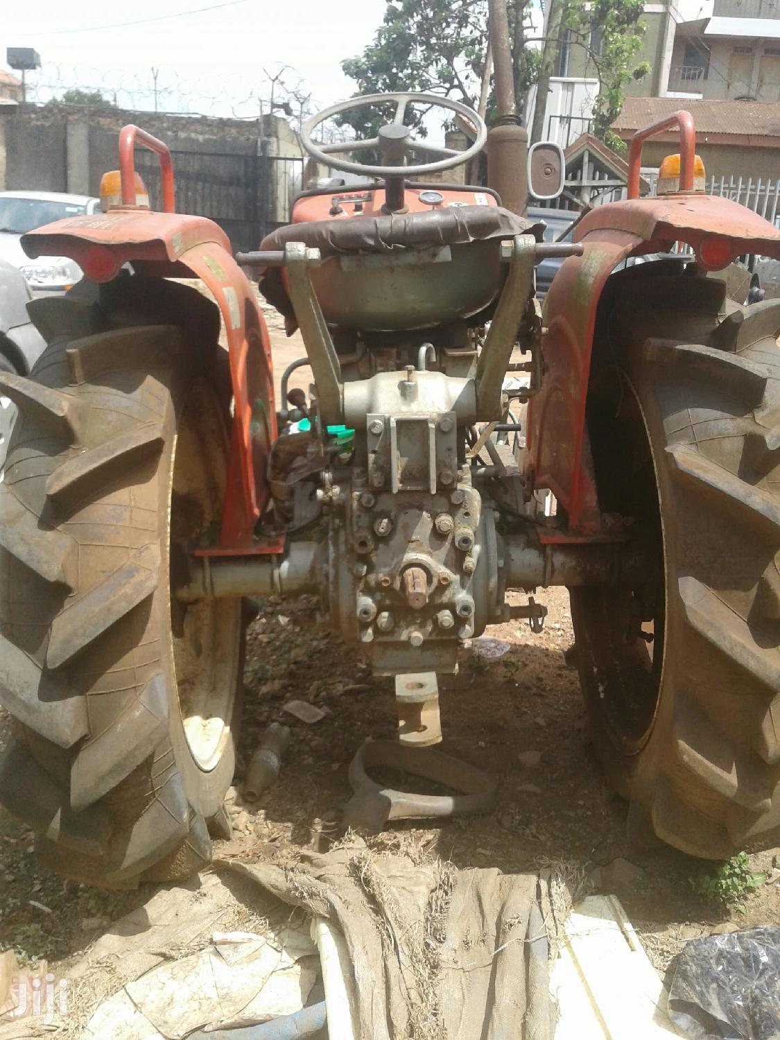 Tractor Yanima For Sell Used Japanese   Heavy Equipment for sale in Kampala, Central Region, Uganda