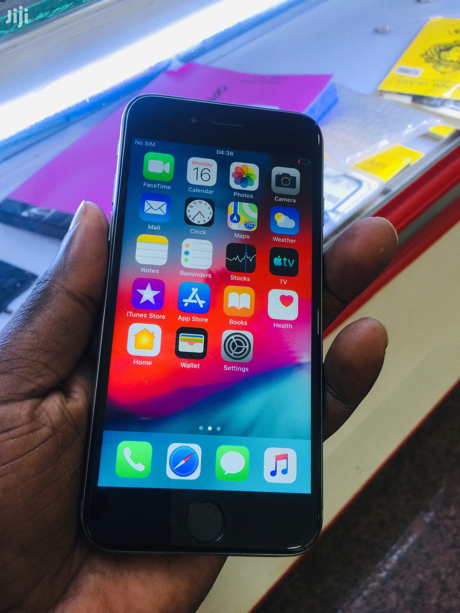 Apple iPhone 6 64 GB Gray | Mobile Phones for sale in Kampala, Central Region, Uganda