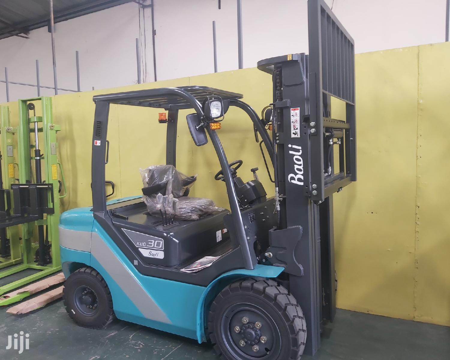 Kion Baoli Fork Lift LPG | Heavy Equipment for sale in Kampala, Central Region, Uganda