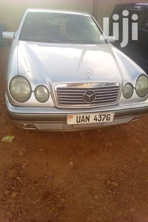 Mercedes-Benz E240 1999 Silver | Cars for sale in Central Region, Kampala