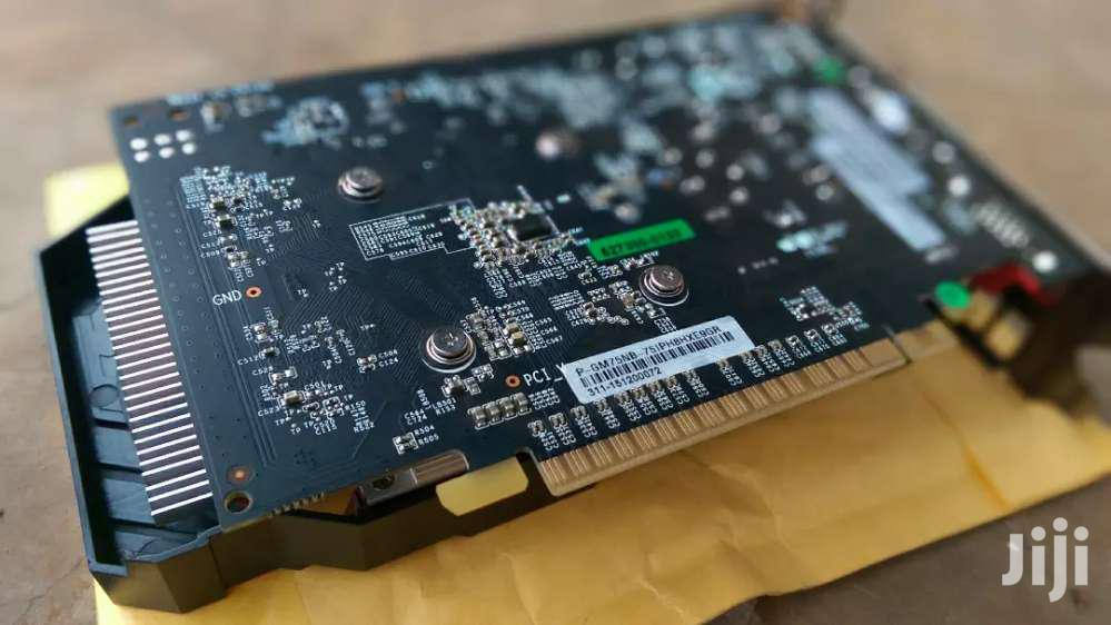 Nvidia Geforce GTX 750ti 2GB GDDR5 OC Gainward Graphics Card | Computer Hardware for sale in Kampala, Central Region, Uganda
