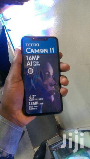 Tecno Camon 11 32 GB Black   Mobile Phones for sale in Central Region, Kampala