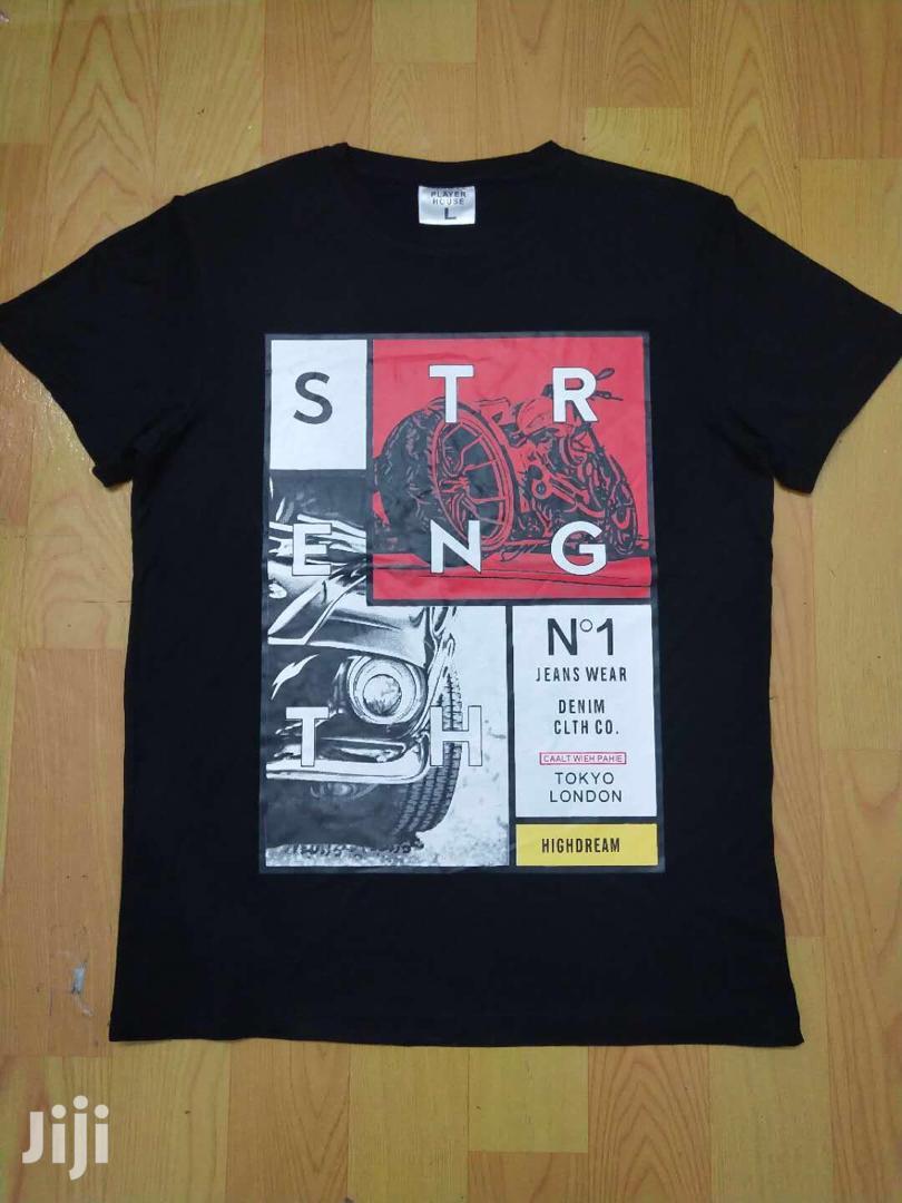 Stylish T-Shirts  Cotton | Clothing for sale in Kampala, Central Region, Uganda