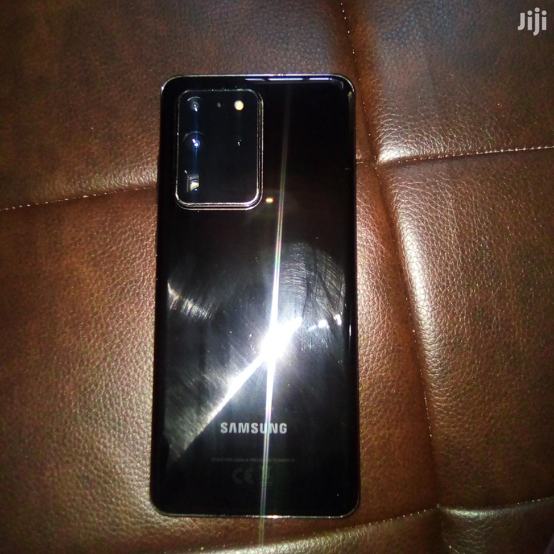 Samsung Galaxy S20 Ultra 128 GB Black | Mobile Phones for sale in Mbarara, Western Region, Uganda