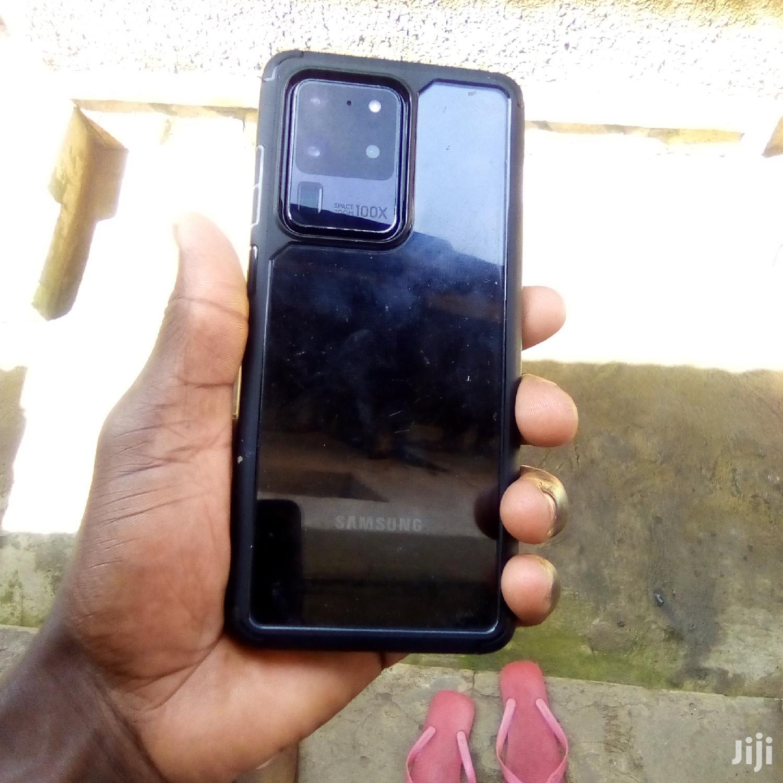Samsung Galaxy S20 Ultra 128 GB Black