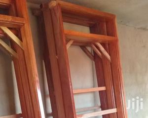 Mahogany Door Frames And Doors   Doors for sale in Central Region, Kampala