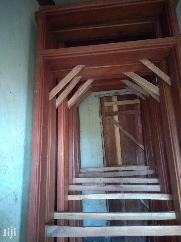 Mahogany Door Frames And Doors   Doors for sale in Kampala, Central Region, Uganda
