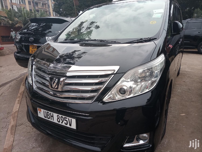 Toyota Alphard 2012 Black | Cars for sale in Kampala, Central Region, Uganda