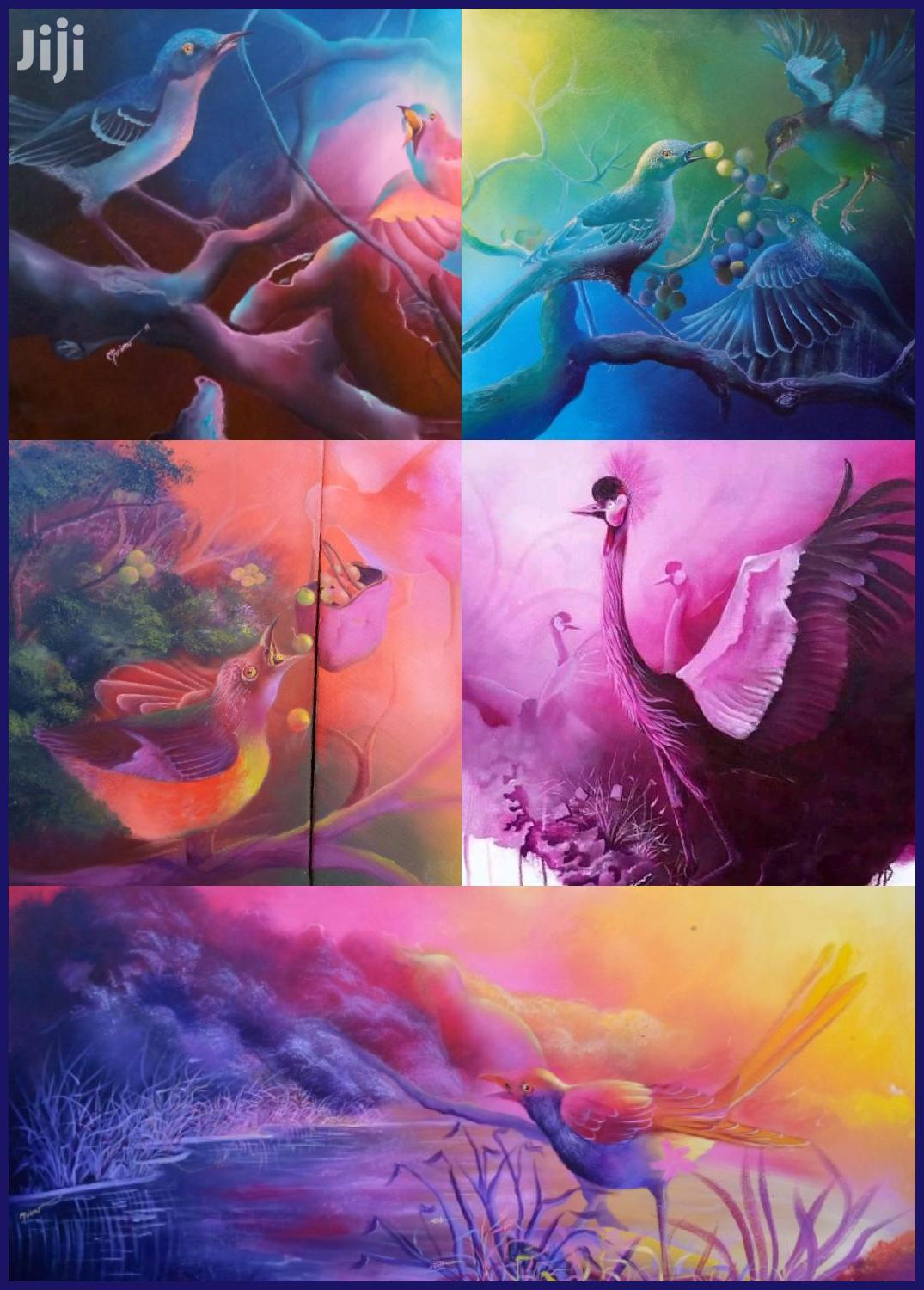 Extravaganza Art Paintings