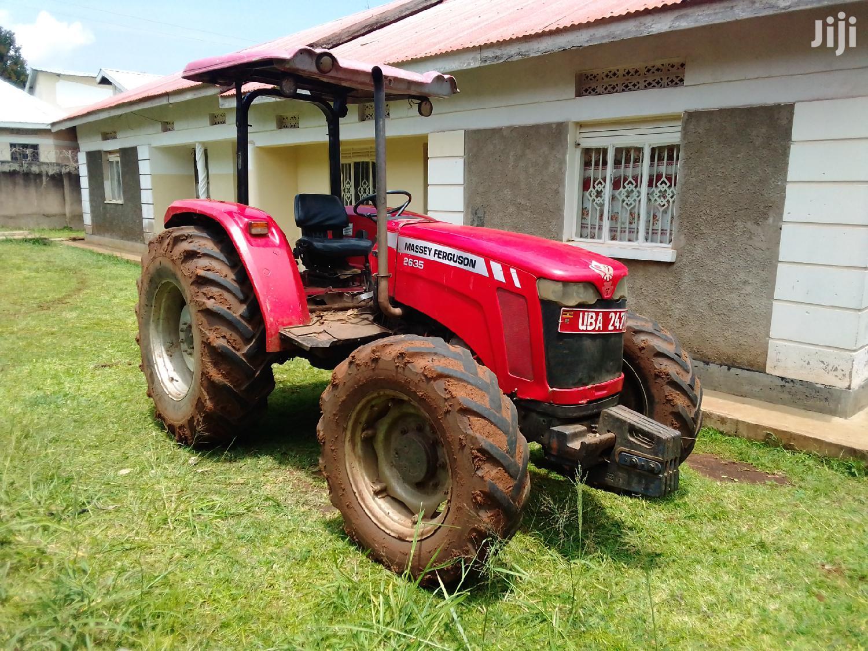 Massey Ferguson Tractor 4 Wheel Drive 75 Hp Turbo