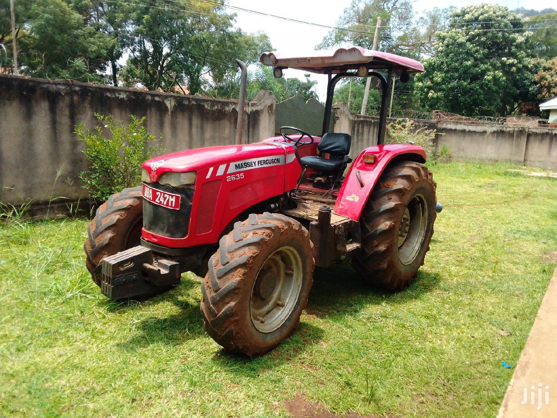 Massey Ferguson Tractor 4 Wheel Drive 75 Hp Turbo   Heavy Equipment for sale in Mbale, Eastern Region, Uganda