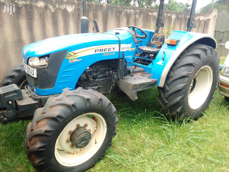 Preet Tractor 4 Wheel Drive 90 Hp Turbo