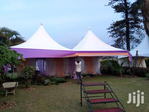 We Make Tents For Your Function To Have A Shade   Camping Gear for sale in Central Region, Kampala