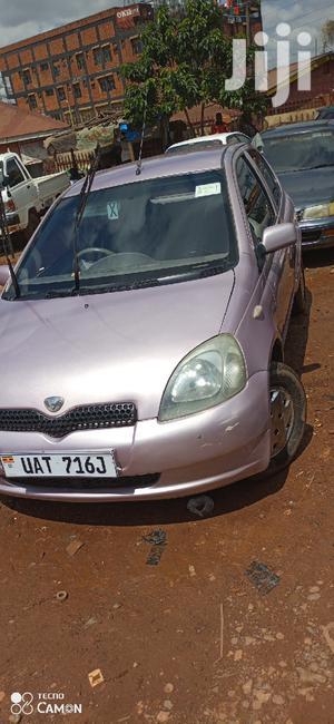 Toyota Vitz 2002 Pink   Cars for sale in Central Region, Kampala
