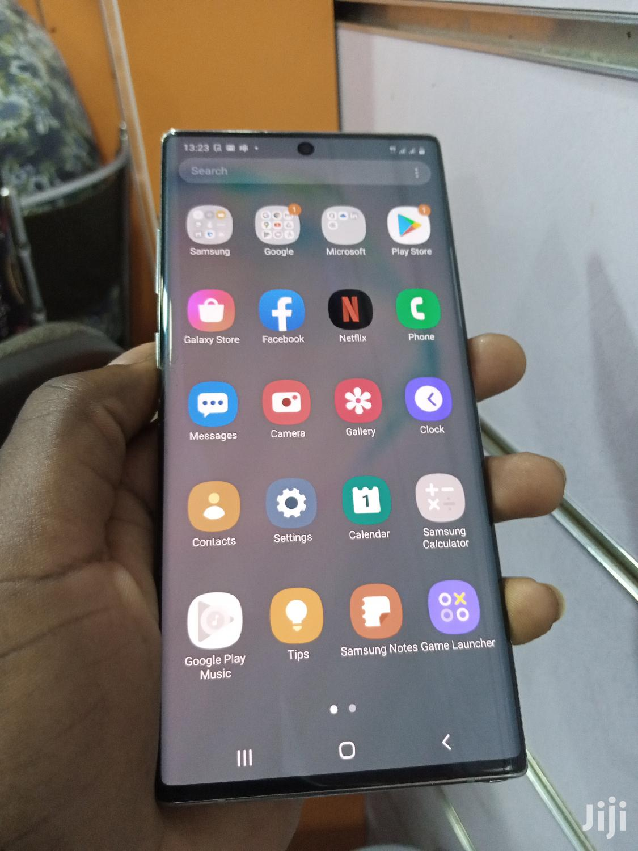 Samsung Galaxy Note 10 Plus 256 GB Silver | Mobile Phones for sale in Kampala, Central Region, Uganda