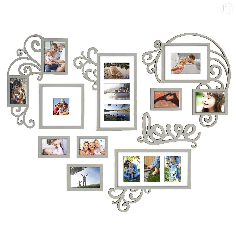 Heart Like Photo Frame Set   Arts & Crafts for sale in Kampala, Central Region, Uganda