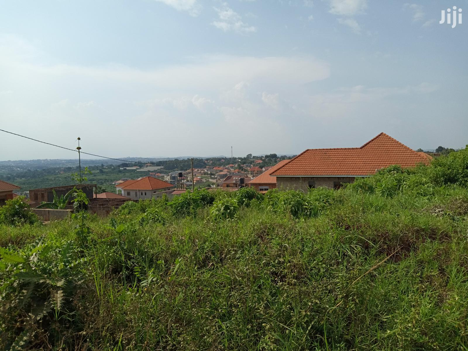 Gayaza Beautiful Plots on Sell