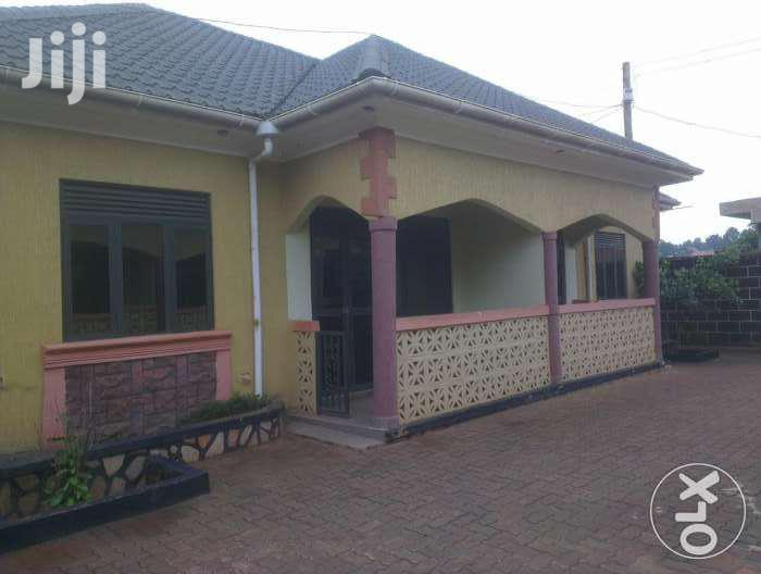Archive: Excellent 2bedrooms Fully Self Contained In Kiwatule