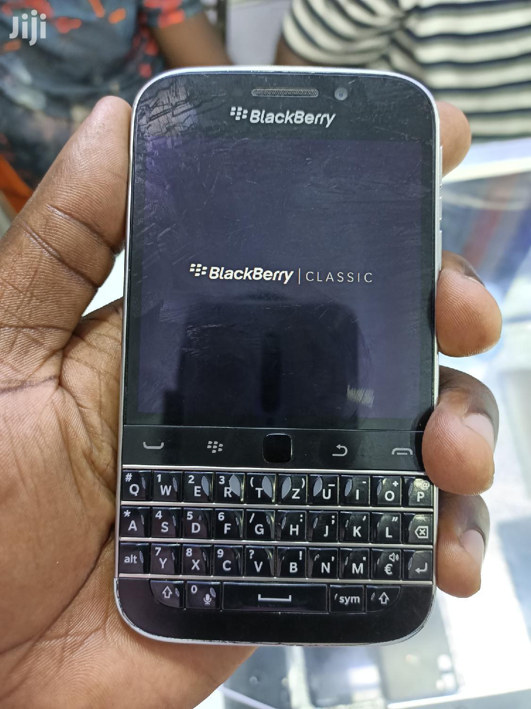 BlackBerry Classic 16 GB Black | Mobile Phones for sale in Kampala, Central Region, Uganda