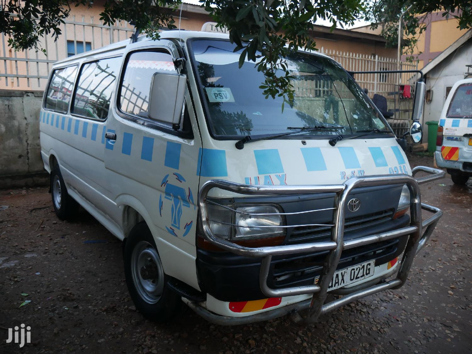Archive: Toyota Hiace.