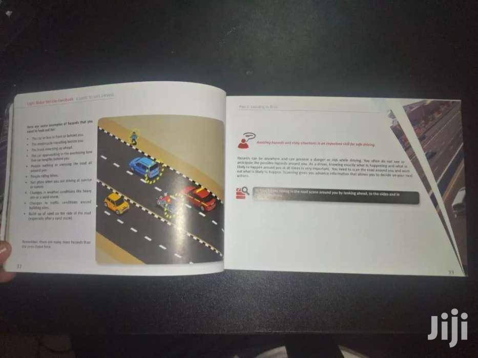 Drive In UAE 220 Page RTA Safe Driving Handbook   CDs & DVDs for sale in Kampala, Central Region, Uganda